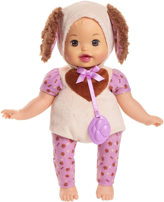 Little Mommy Dress Up Cutie Lamb Doll BLP66