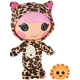 Lalaloopsy Littles Doll, Kat's Little Sister - Whiskers Lion's Roar