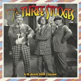 2018 The Three Stooges Wall Calendar (Day Dream)