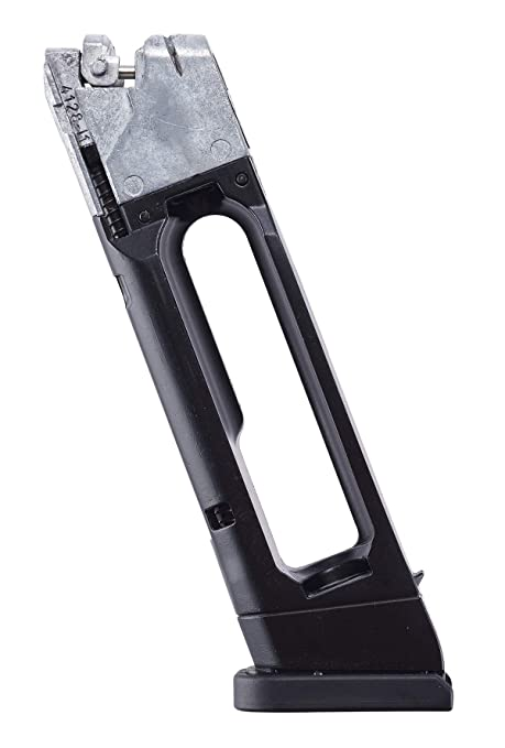 Amazon com : Glock G17 Gen 3 Blowback BB Gun 18rd Magazine  177cal