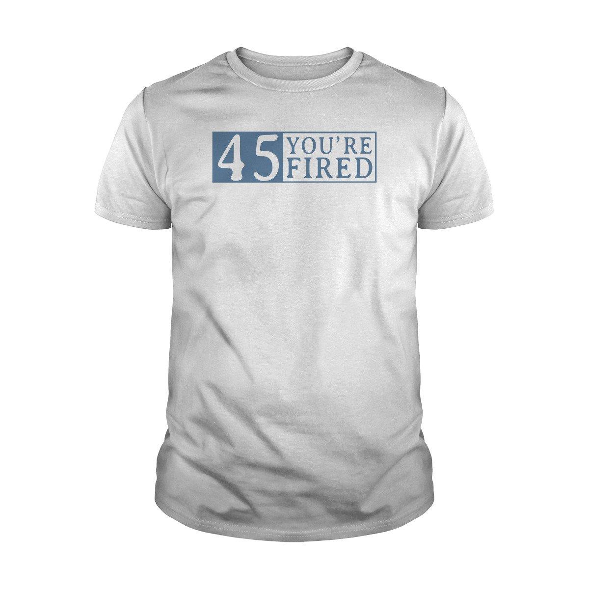 You Are Fi Impeach 45 T Shirt 6637