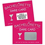 Bachelorette Dare Card Party Game, 20 Scratch Off Cards, Bachelorette Party Ideas, Girls Night Out Activity, Bridal…