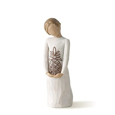 Willow Tree Gracious, sculpted hand-painted figure