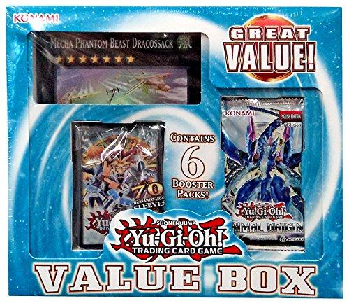 Konami YuGiOh 2015 Value Box (Lords Booster Box)