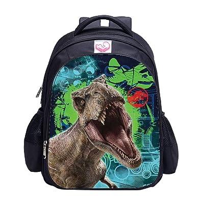 Dinosaur Backpack MATMO Dinosaur Backpacks for Boys School Backpack Kids Bookbag (Dinosaur 2) | Kids' Backpacks