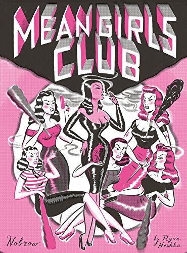 Mean Girls Club [17 X 23 COMIC] (17 X 23 COMICS) -