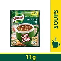 Knorr Cup-A-Soup Hot & Sour Veg 11 g