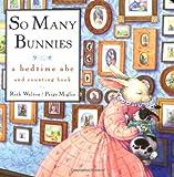 So Many Bunnies Board Book, Rick Walton, 0688173640