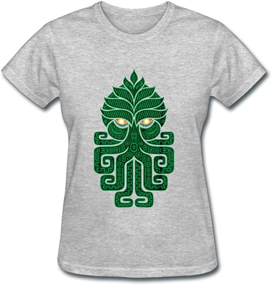 Sljd Women S Cthulhu Tattoo Design Short Sleeve T Shirt Amazon Ca Books