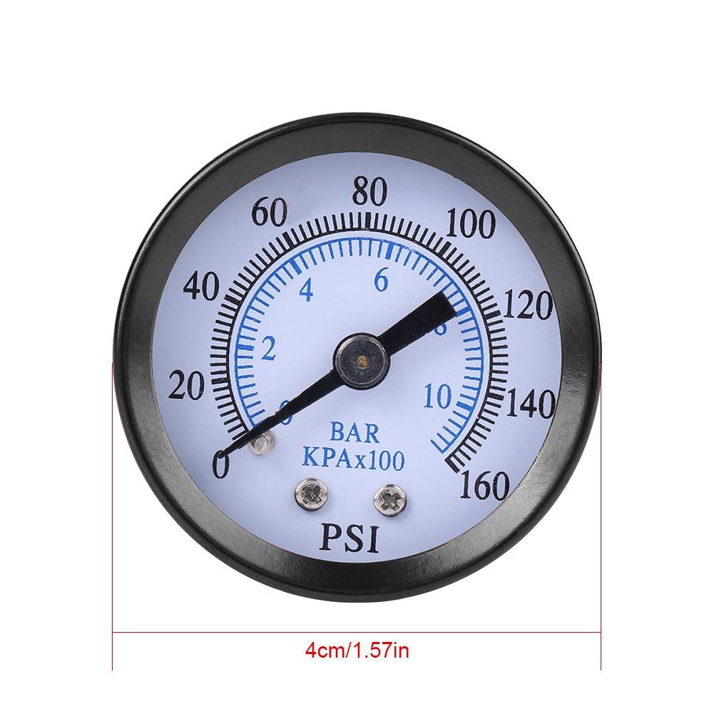 Low Pressure Air Gauge 60 PSI