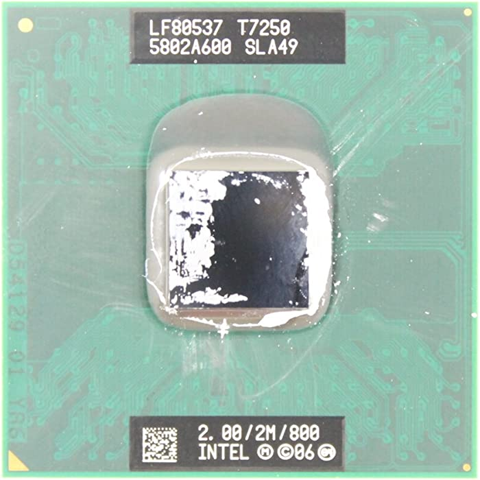 Intel 2.33 GHz Core 2 Duo CPU Processor T7600 SL9SD Dell Precision M90