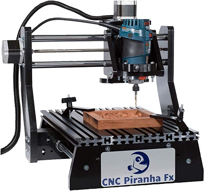 best CNC router: CNC Piranha FX - great for all pro-carpenters