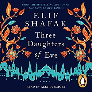 Three Daughters of Eve Audiobook