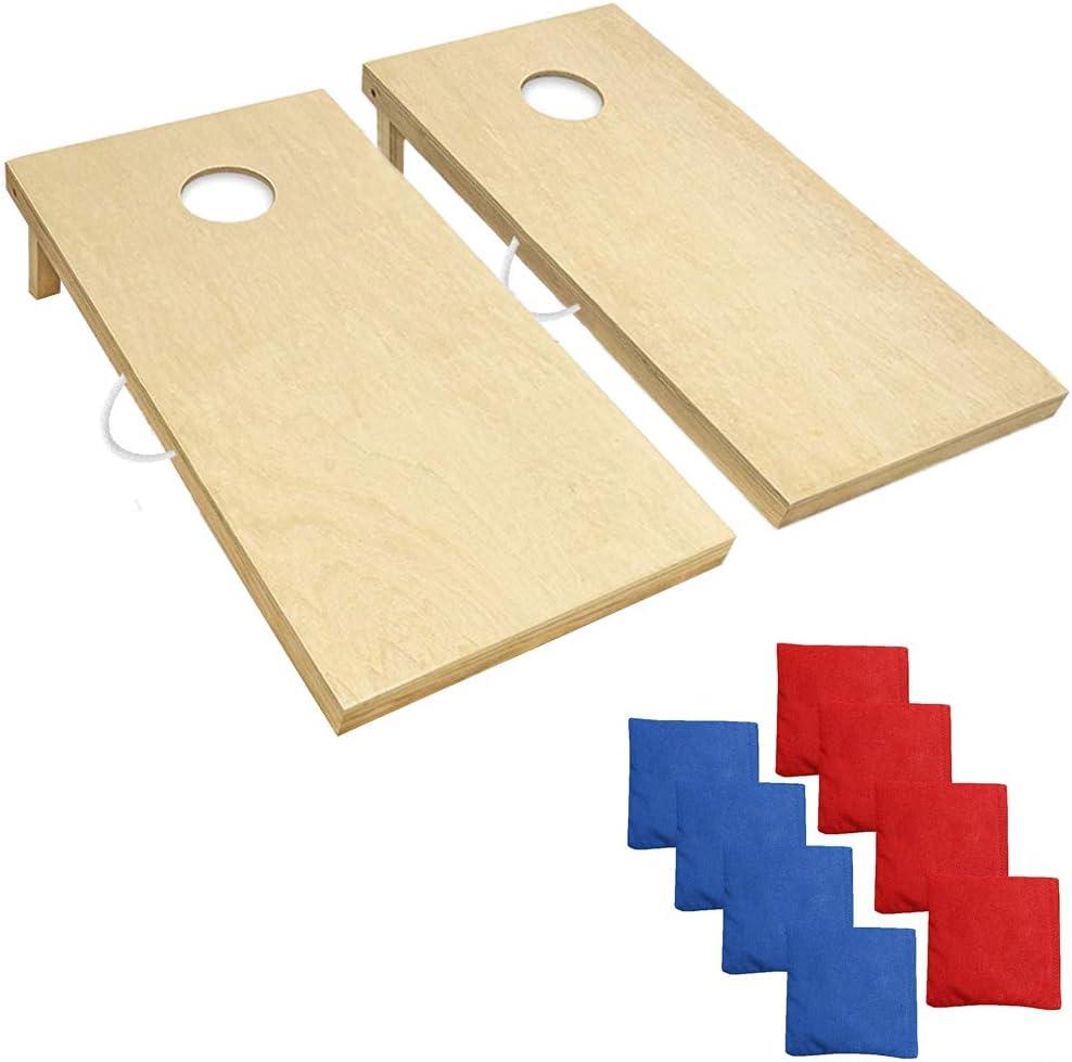 Minion Themed Custom Cornhole Board Game Set Made in the USA!