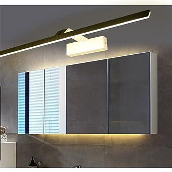 Superbe Europäische Spiegel Vordere LED Lampe Badezimmer Badezimmer Spiegelschrank  Spiegel Leuchte Make Up Lampe Wasserdicht Nebel Wandbild Lampe, Alle Weiß,  ...