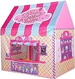 Abplus Pink Portable Kids Tent Princess Castle Baby Sleeping Combo Playhouse Indoor Outdoor Childrenu0027s Picnic Toys  sc 1 st  Amazon.com & Amazon.com: Little Tikes Girl Playhouse Tent: Toys u0026 Games