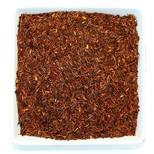 Tealyra - Pure Rooibos Herbal Tea - African Red Bush Loose Leaf Tea - High in Antioxidants - Relax - Detox - Low Blood Pressure - Kids Welcome - Caffeine-Free - Organically Grown - 100g (3.5-ounce)