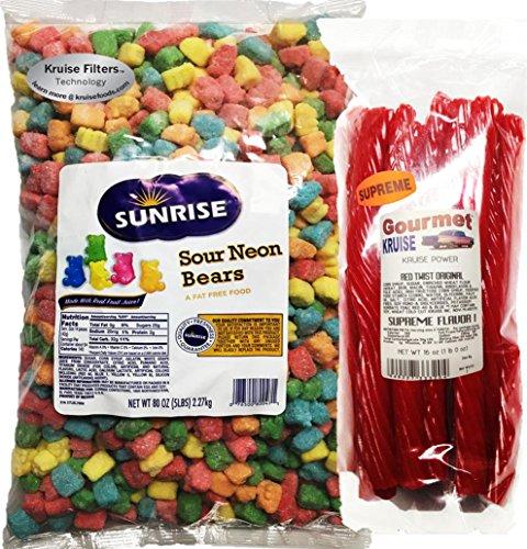 6lbs gummy bears - 9