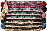 Loeffler Randall Women's Tassel Pouch Rainbow One Size