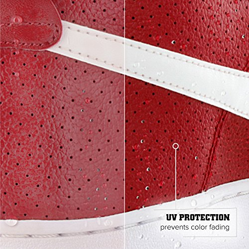 ForceField Protector Waterproof and Stain Resistant Protectant Spray for Shoes, Clothes and Hats, 6-Ounce Bottle by ForceField (Image #3)