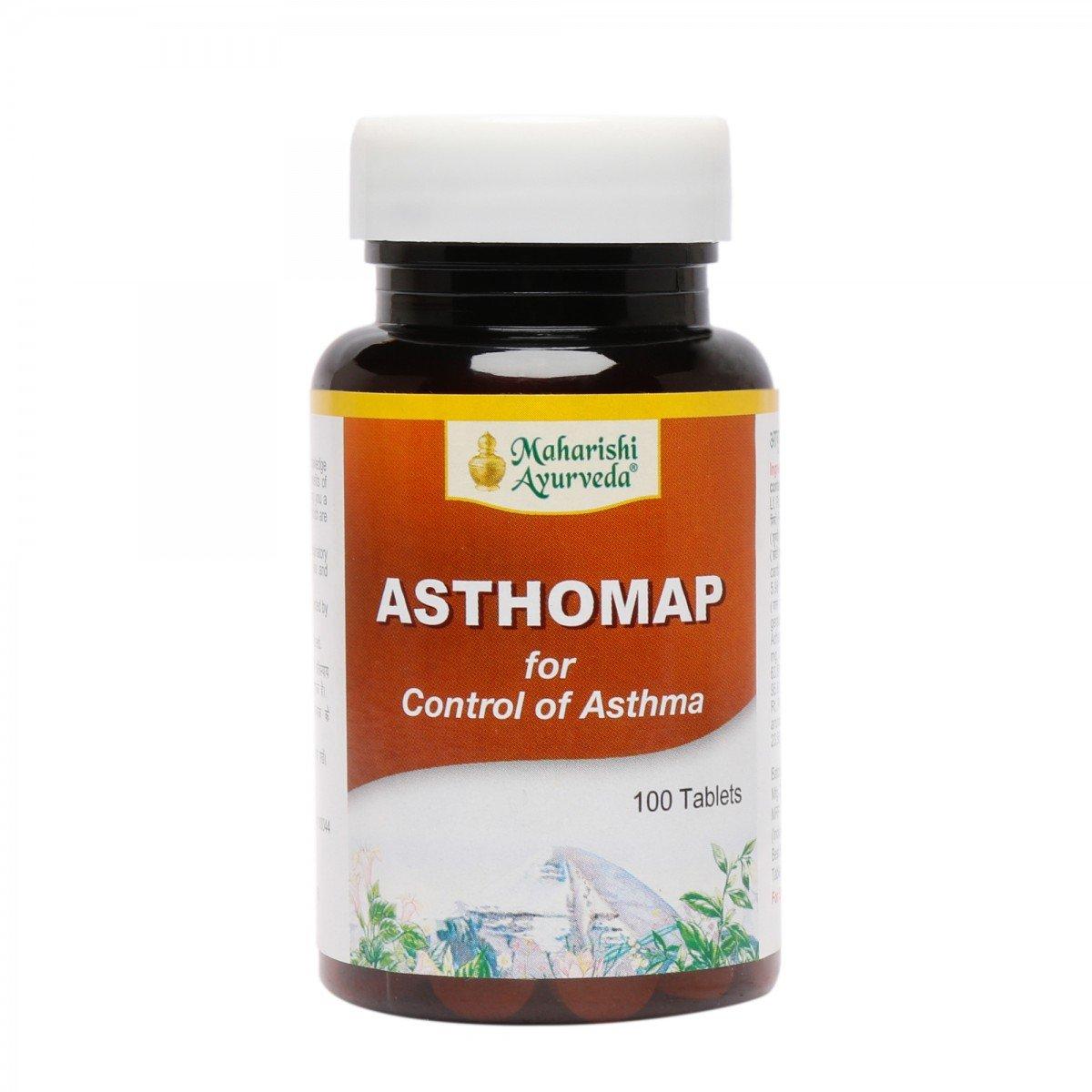 Maharishi ayurveda Asthomap 100 Tablets