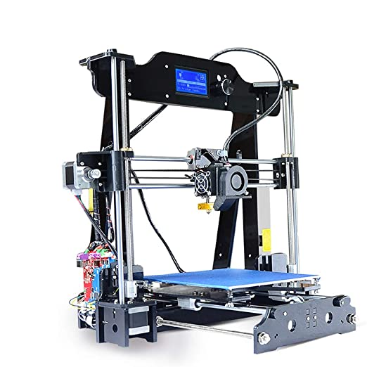 Impresora 3D De Alta Precisión, X8 Talla Grande Educación De ...