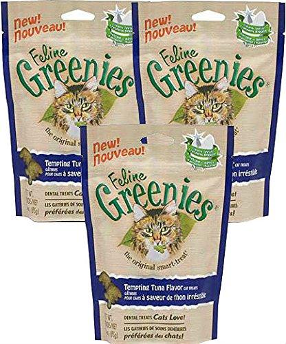 Greenies Feline Dental Treats Tuna