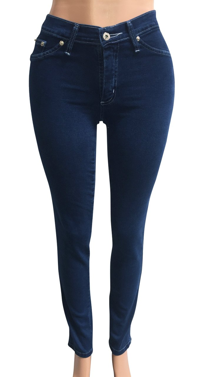 b9e0b7b67 Amazon.com  Butt Lifter Tummy Control Slimming Jeans for Women Colombian  Style Comfortable Jeans Womens Levanta Cola by Zenso  Health   Personal Care