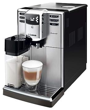 Saeco Incanto HD8917/09 - Cafetera (Independiente, Máquina espresso, 1,8 L, Molinillo integrado, 1850 W, Negro, Acero inoxidable): Amazon.es: Hogar