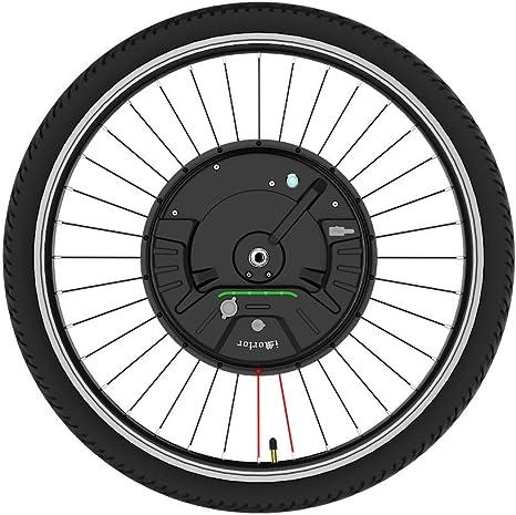 Imortor Kit de conversión de Bicicleta eléctrica 3.0 inalámbrica o ...