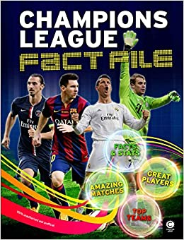 827fe3b6725 Champions League Fact File  Amazon.co.uk  Clive Gifford ...