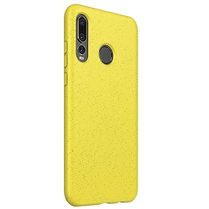 Amazon.com: Huawei P30 Pro Funda, Silicona Cuero [Delgado ...