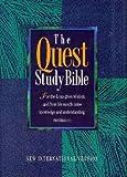 quest study bible esv - The Quest Study Bible New International Version