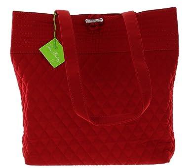 75c0fc465c Amazon.com  Vera Bradley Tote Shoulder Bag Handbag in Tango Red  Shoes