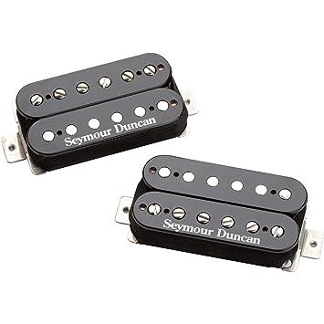 Amazon.com: Seymour Duncan JB and Jazz Set Electric Guitar ...