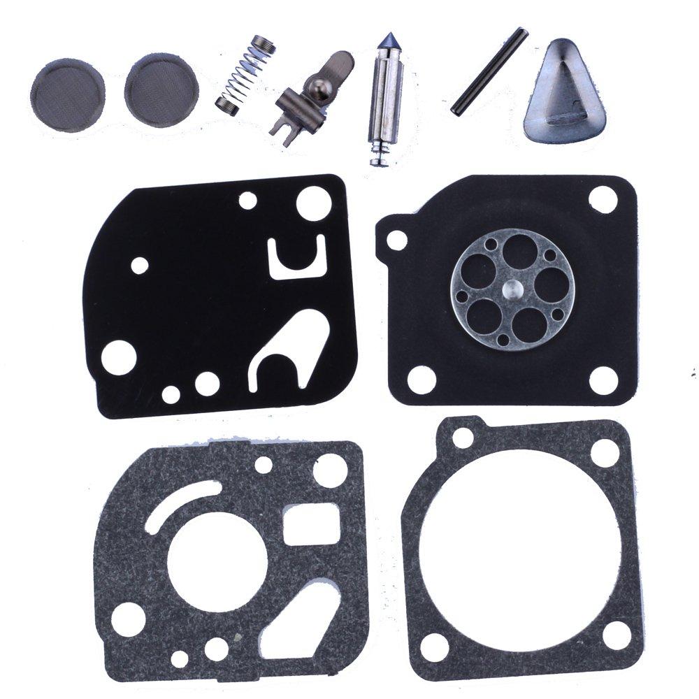 HIPA c1u-k19 Kit Juntas y membranas de carburador para ...