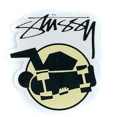 Stussy Skateman Autocollant