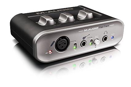 Avid M-Audio Fast Track With Pro Tools SE