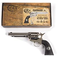 Colt Peacemaker Revolver Single Action Army Six-Shooter .177 Caliber Air Pistol, Pellet Gun
