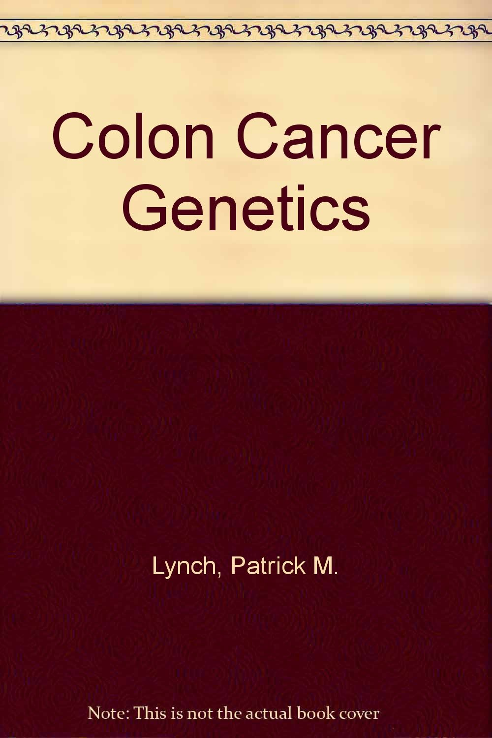 Cancer Genetics Book