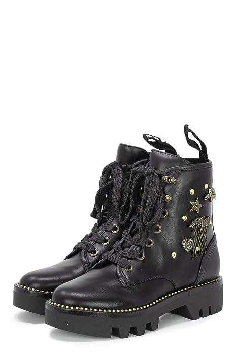 sports shoes 25e4d de319 Guess Anfibio Black FLDIE4ELE10