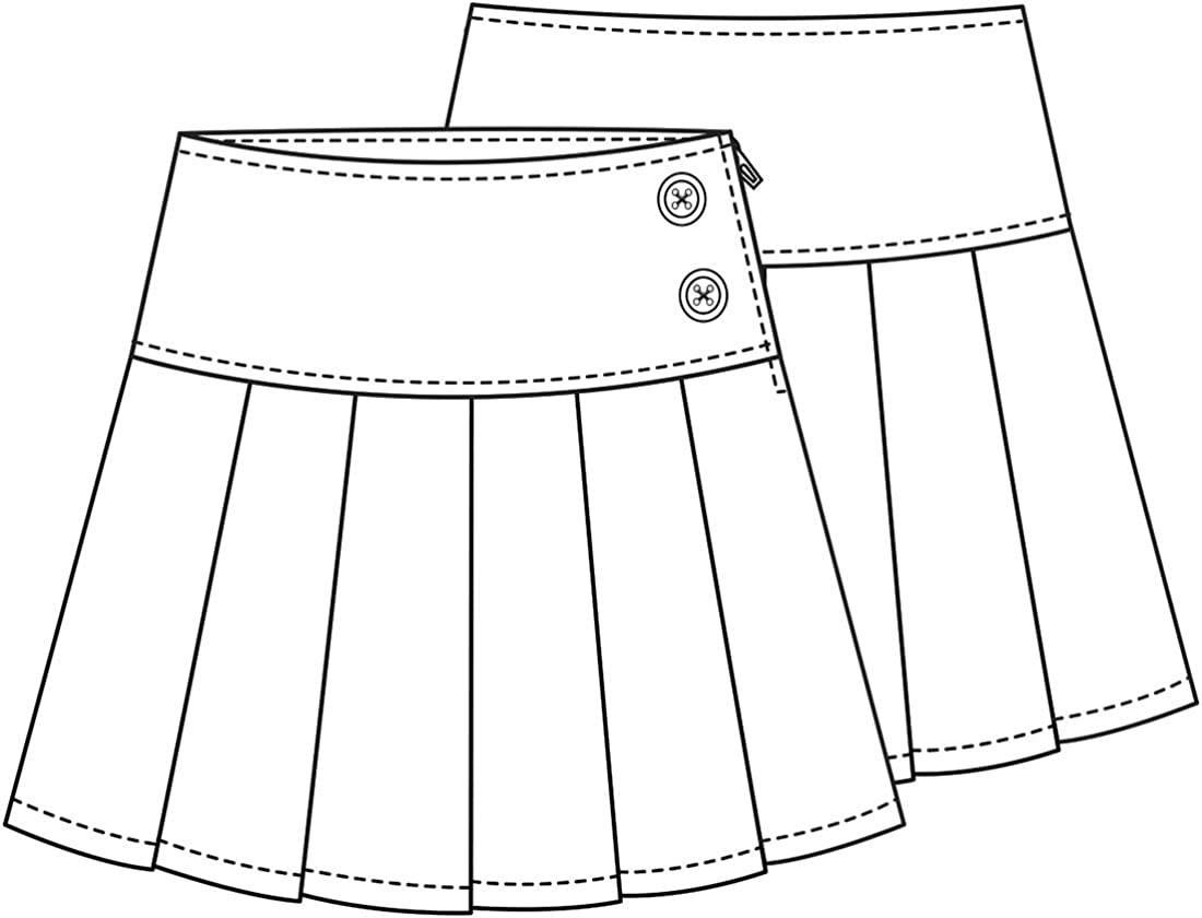 Classroom Uniforms Junior All Over Pleated Scooter