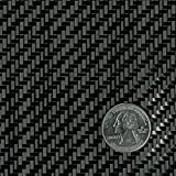 Carbon Fiber Fabric 3K 5.7oz. x 50'' 2x2 Twill Weave (284)- 10 yard roll