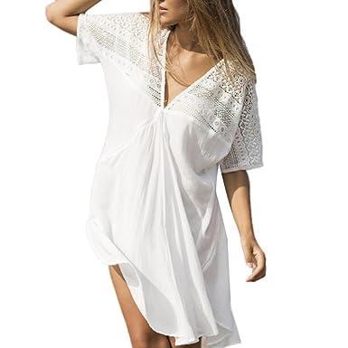 Robe de plage femme 2018