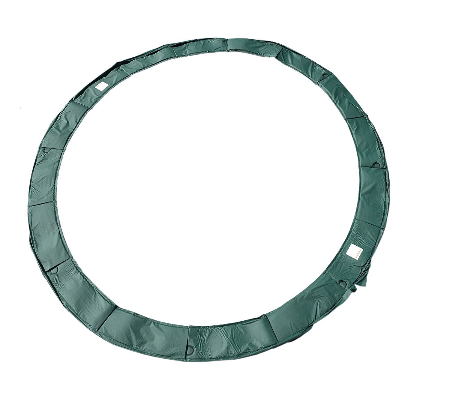 12ft Round Green Safety Pad for Trampoline (531207) by Trampoline Pro