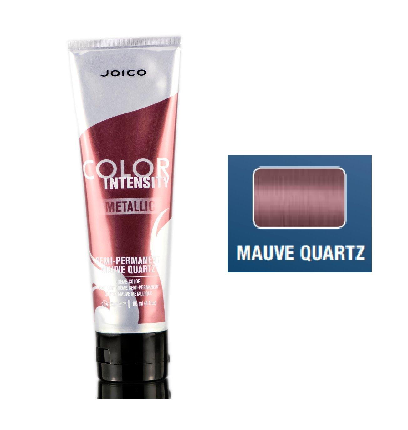 Joico hair color tags color jocio joico - Amazon Com Joico Color Intensity Metallic Semi Permanent Creme Hair Color With Sleek Tint Brush Pewter Beauty