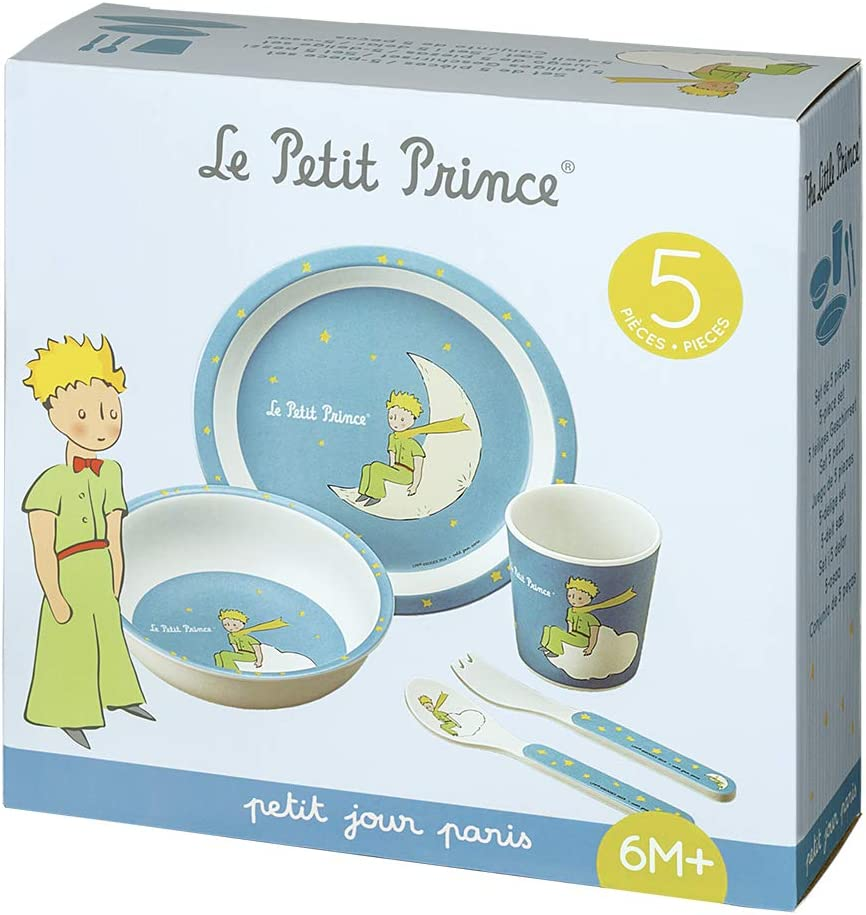 Set of 5 Pieces Moomin with its Gift Box! Petit Jour Paris