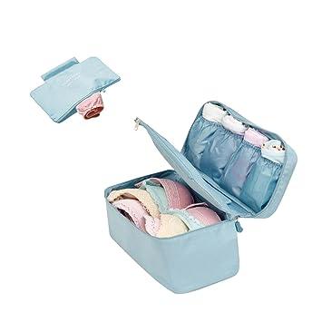 c7394506a4a1 Portable Bra Underwear Storage Bag Organizer Pouch,Travel Bra ...