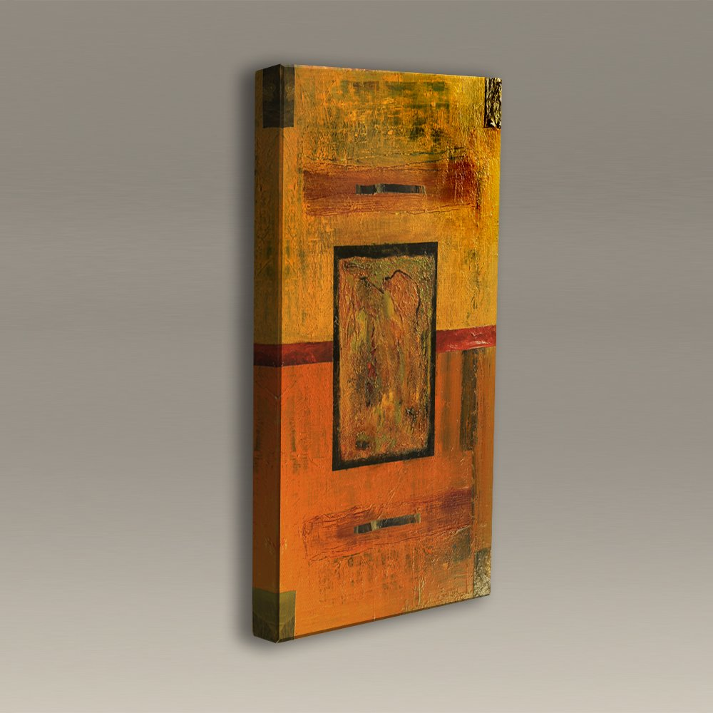 Acoustic Panels with art : 3'x2'x2'' - Abstract Squared