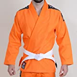 Valor Bravura BJJ Gi - Orange